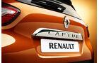 01/2013 Renault Captur, Schriftzug