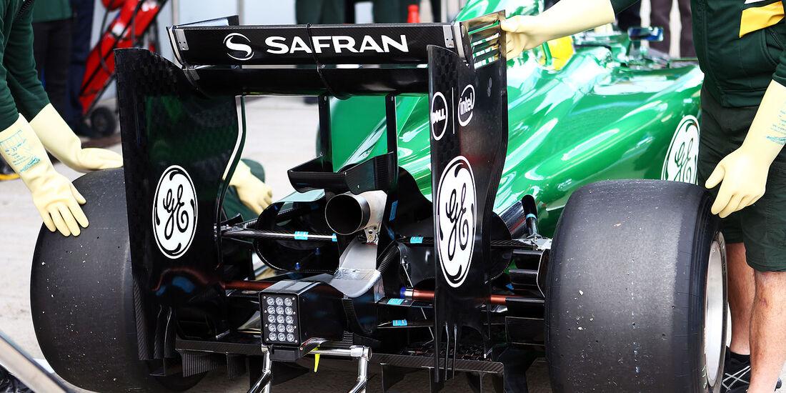 01/2014, Caterham CAT05 Präsentation Jerez