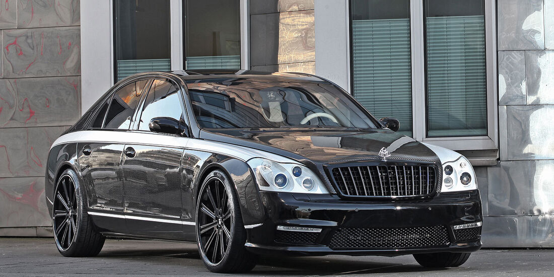 01/2014, Maybach Knight Luxury
