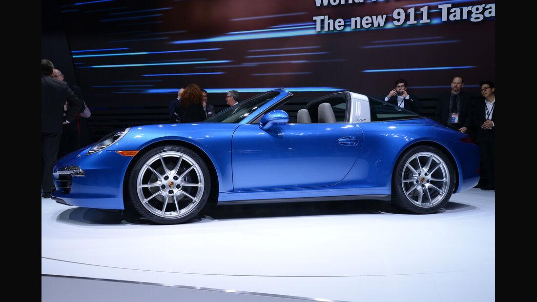 01/2014, Porsche 911 Targa