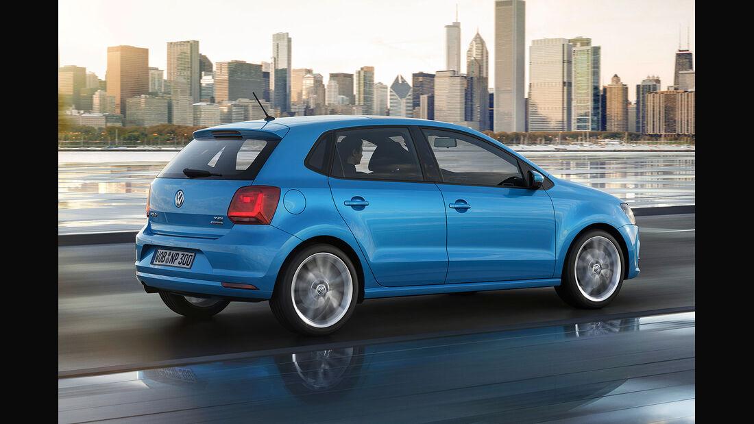 01/2014, VW Polo 2014 Facelift