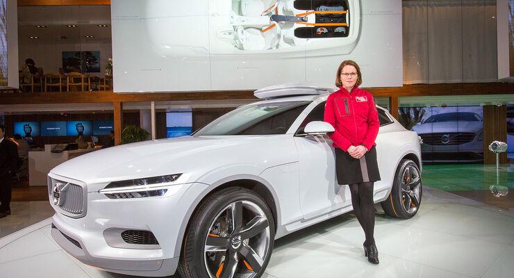 01/2014, Volvo XC Coupé Concept