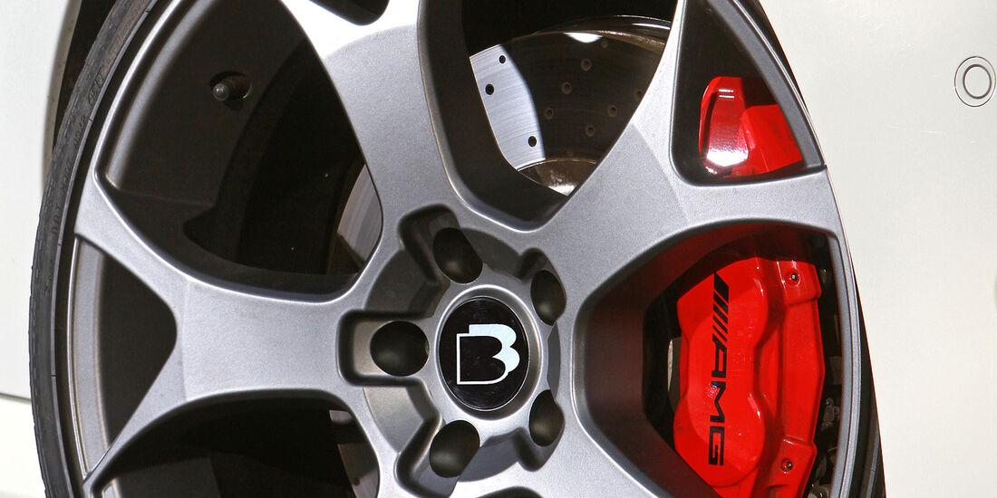 01/2015, B&B Mercedes CLA 45 AMG