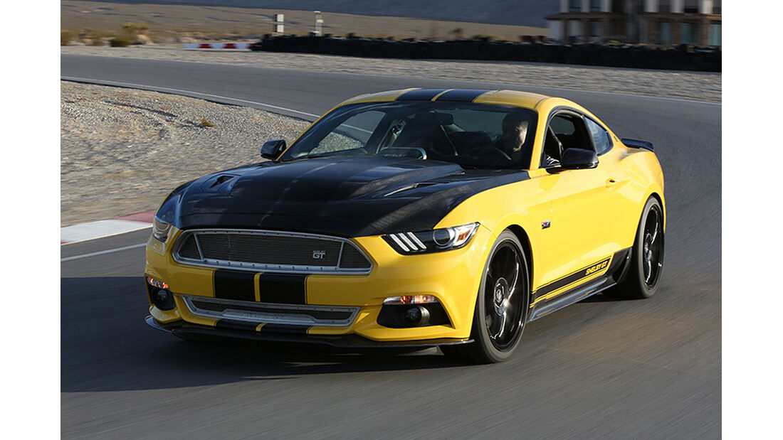 01/2015, Ford Mustang Shelby GT
