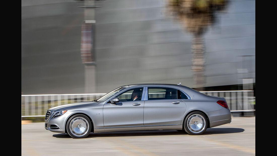 01/2015, Mercedes-Maybach S600 Fahrbericht