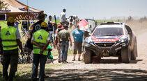 01/2015, Mühlberger Dakar Blog 1. Tag
