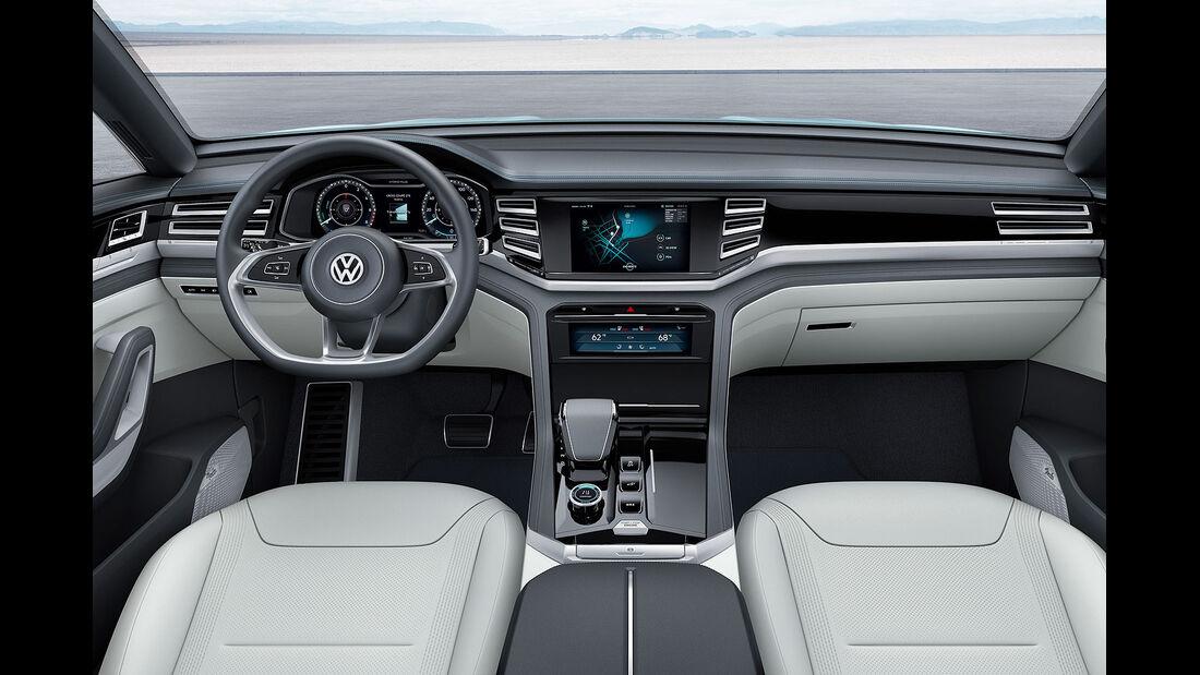 01/2015, VW Cross Coupé GTE 12.1.15 16.20 Uhr Sperrfrist
