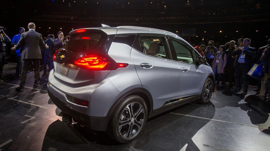 01/2016 Chevrolet Bolt EV