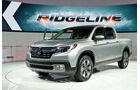 01/2016 Honda Ridgeline