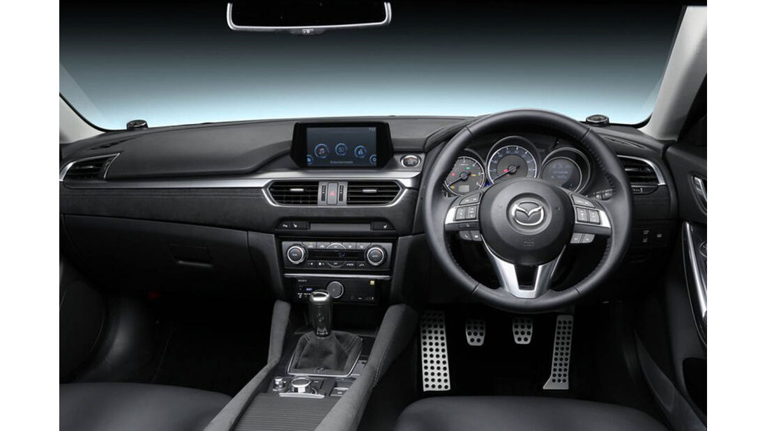 01/2016 Mazda 6 Tokio Auto Salon