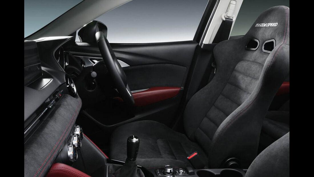 01/2016 Mazda CX-3 Tokio Auto Salon
