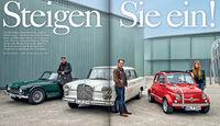 01/2016 - Motor Klassik, Heftvorschau, Heft 02/2016 mokla
