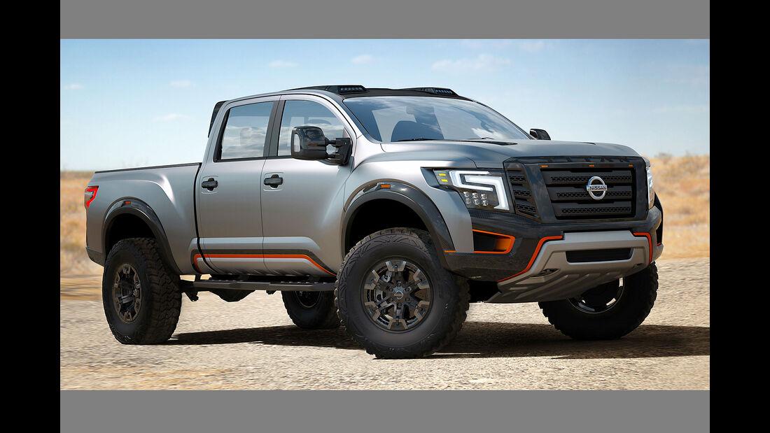 01/2016 Nissan Titan Warrior Concept