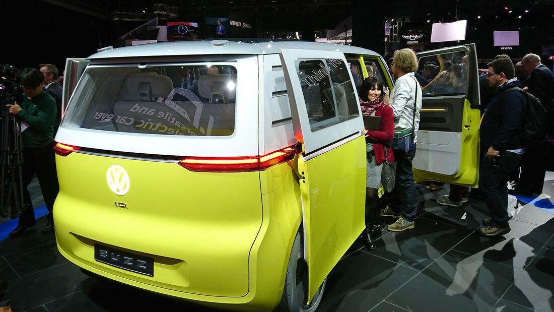 01/2017 VW I.D. Buzz