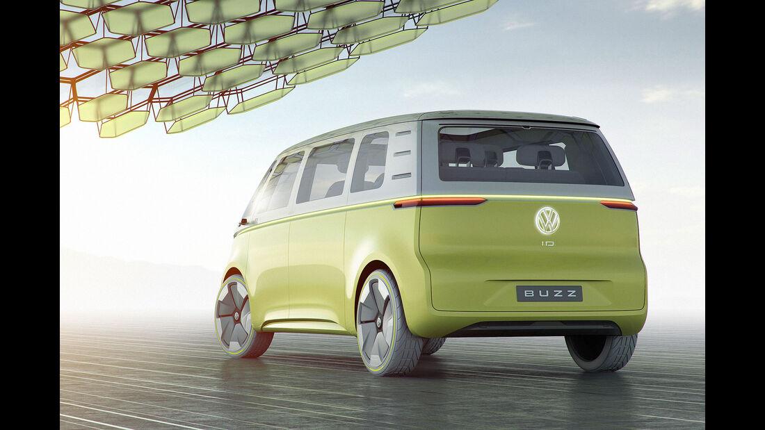 01/2017 VW I.D. Buzz Sperrfrist
