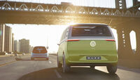 01/2017 VW I.D. Buzz Sperrfrist