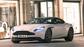 01/2018 Aston Martin DB11 V8 Coupé