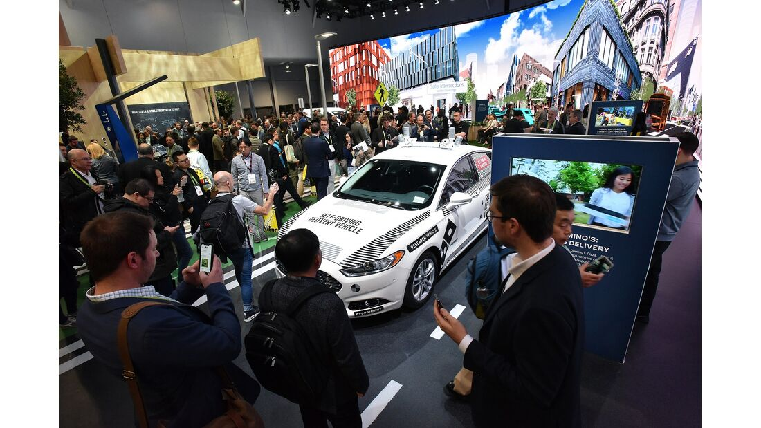01/2018, CES Highlights 2018