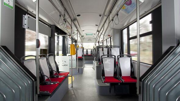 01/2018, Elektrobusse