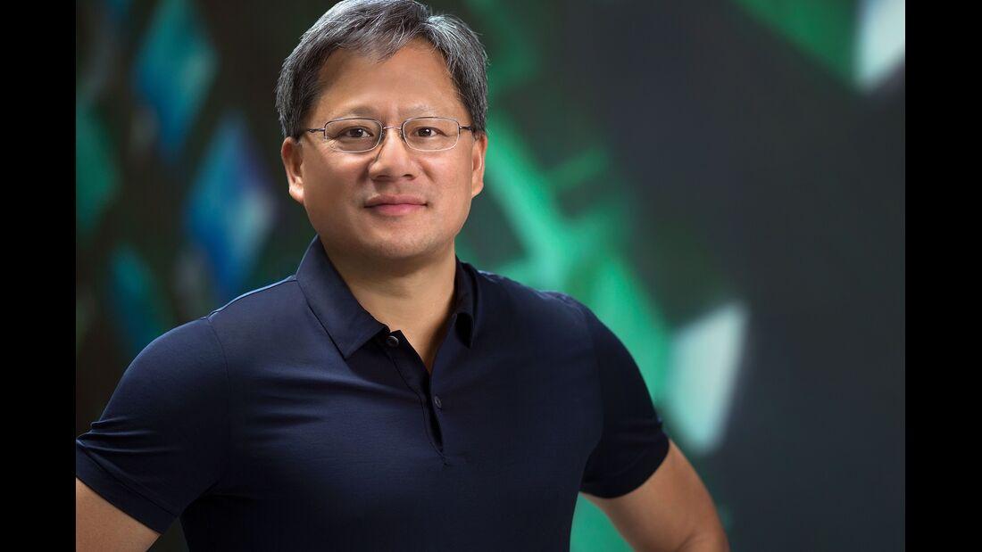 01 / 2018, Nvidia CES 2018
