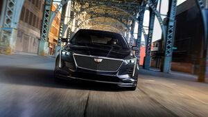 01/2019, 2019 Cadillac CT6-V
