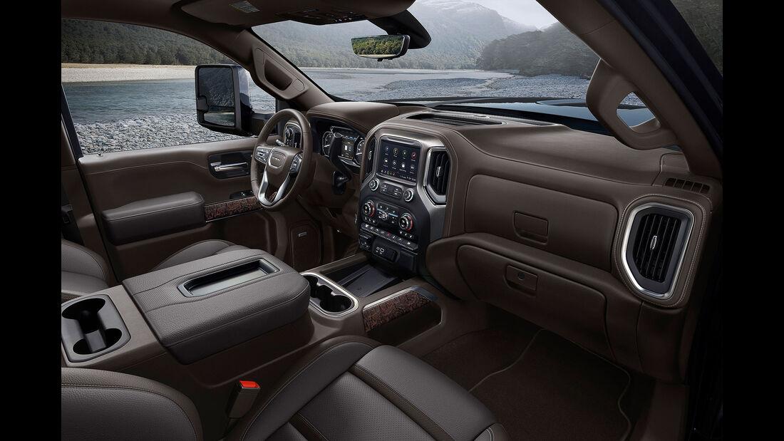 01/2019, 2020 GMC Sierra 2500HD Denali