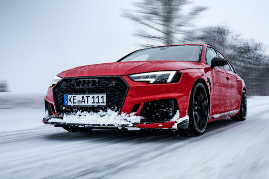 01/2019 Abt RS4+ Avant