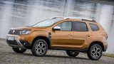 01/2019, Dacia Duster Modelljahr 2019