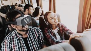 01/2019, Flixbus VR