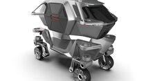 01/2019, Hyundai Elevate Walking Car Concept