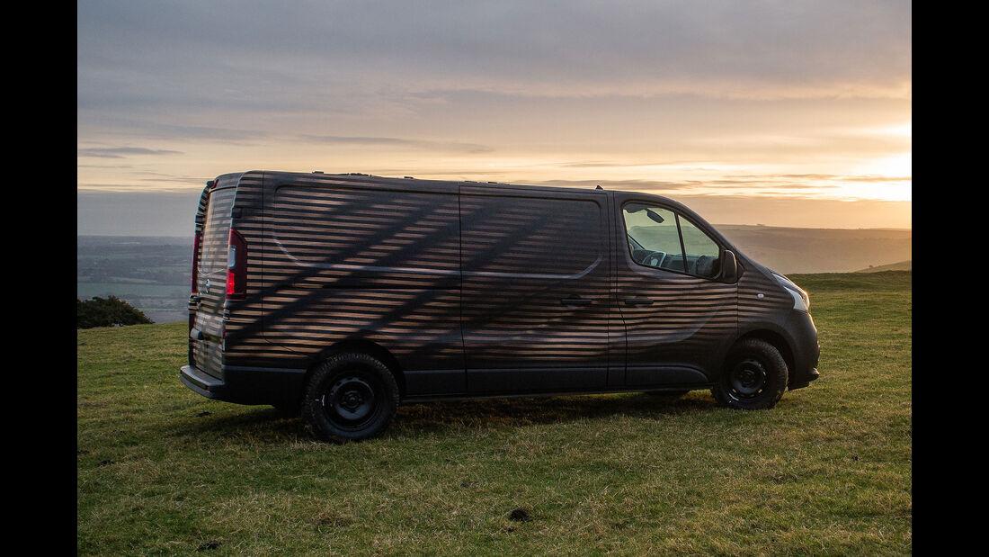 01/2019 Nissan NV300 Concept Handwerkerauto