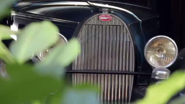 01/2019, Scheunen-Fund Bugatti Thomassen
