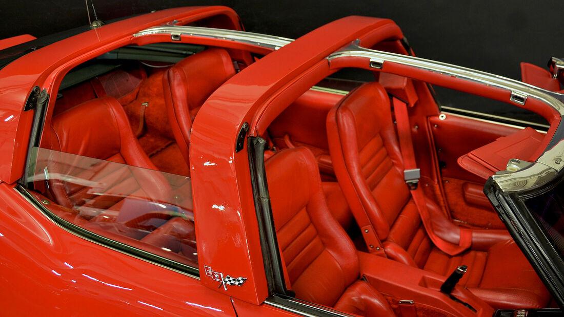 01/2020, 1980 Chevrolet Corvette C3 Viertürer