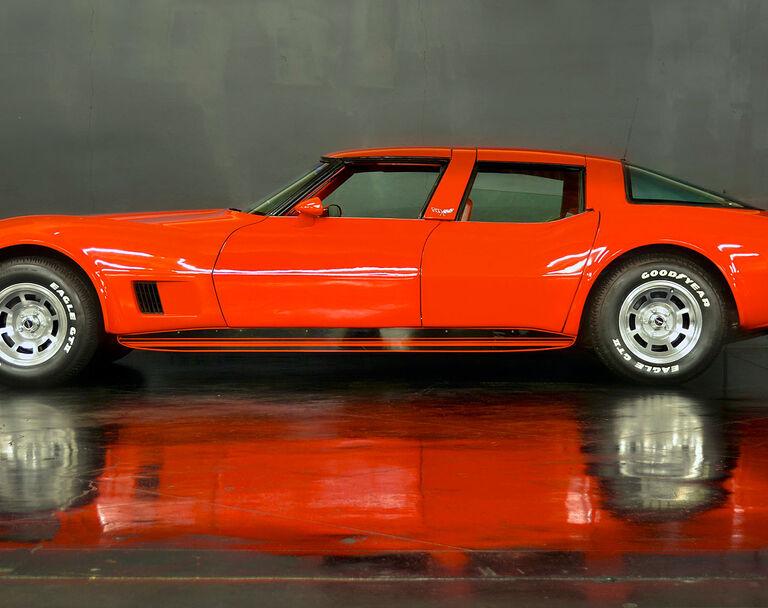 Corvette C3 Von 1980 Keiner Will Die Vierturige Corvette