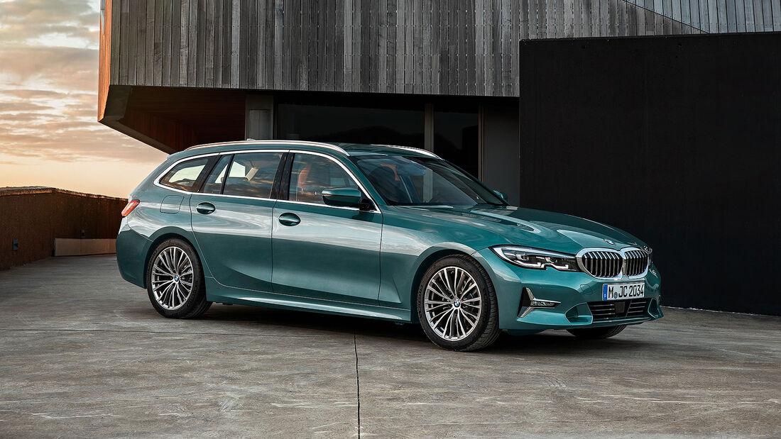 01/2020, BMW 3er 2020