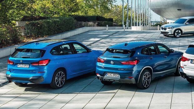 01/2020, BMW X2 xDrive25e Plugin-Hybrid