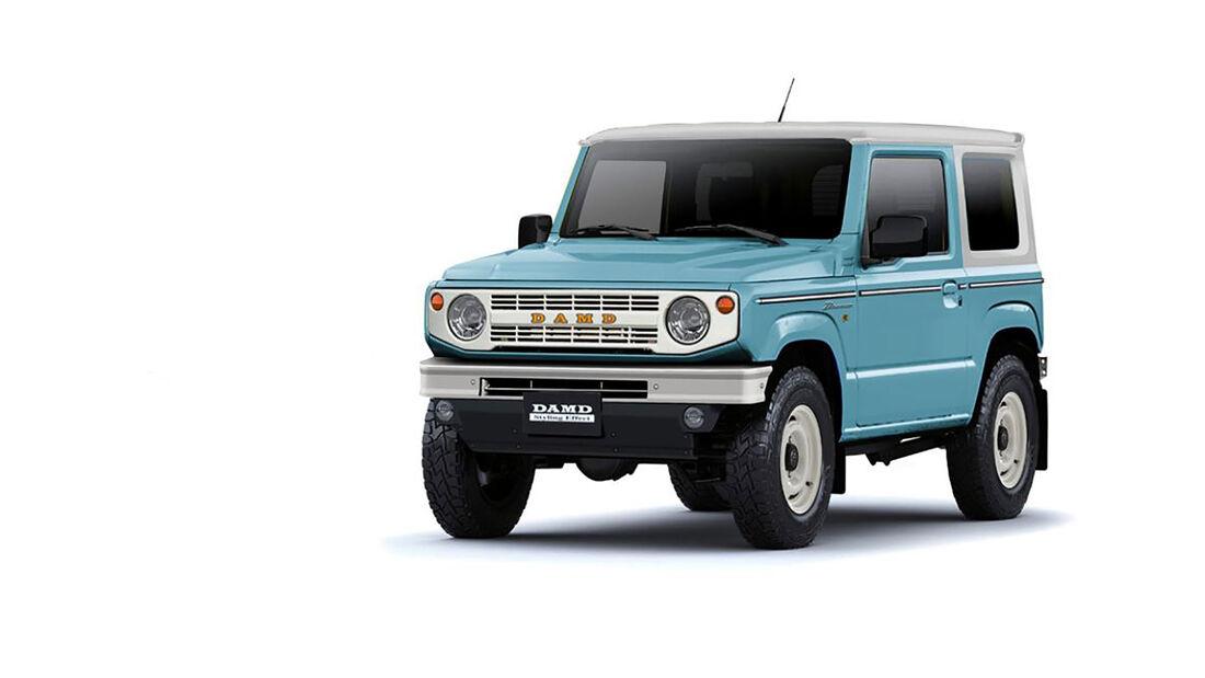 01/2020, DAMD Suzuki Jimny