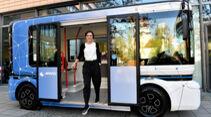 01/2020, E.Go Mover Münchner Verkehrsgesellschaft MVG