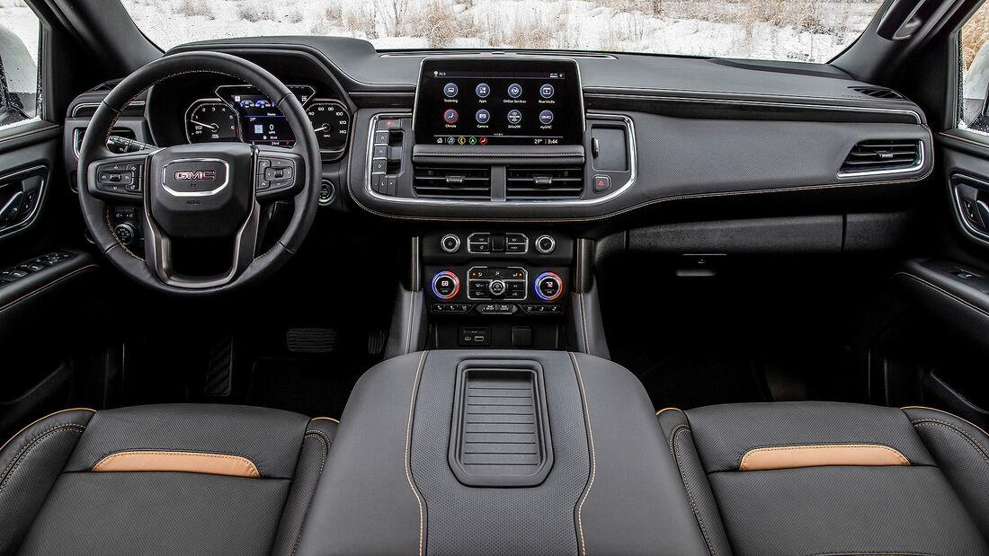 01/2020, GMC Yukon Modelljahr 2021