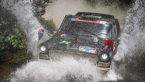 01/2020, Hongqi Rally Car