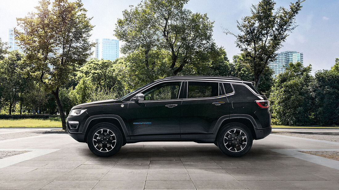 01/2020, Jeep Compass 4xe