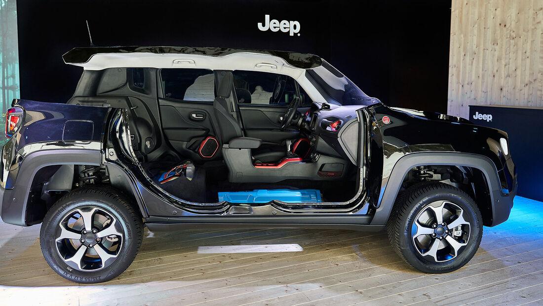 01/2020, Jeep Renegade 4xe