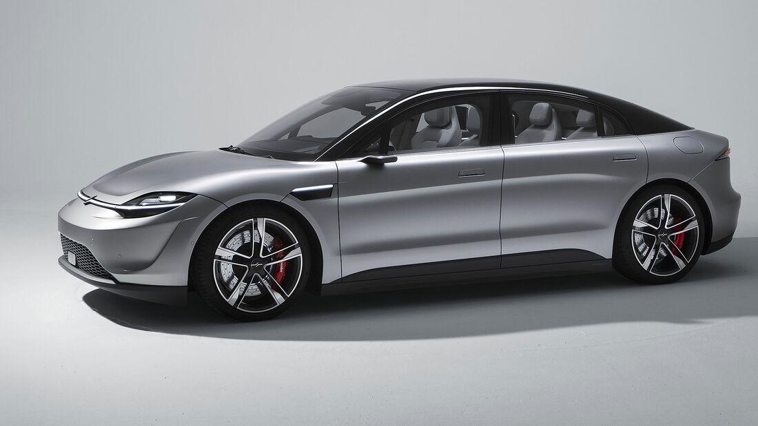 01/2020, Sony Vision-S Elektro-Limousine