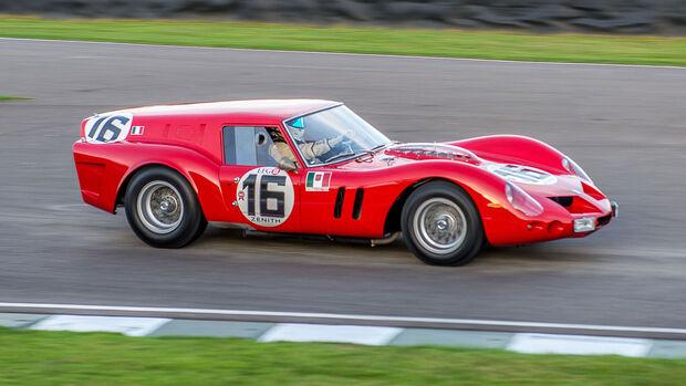 01/2021, 1962 Ferrari Breadvan Racecar