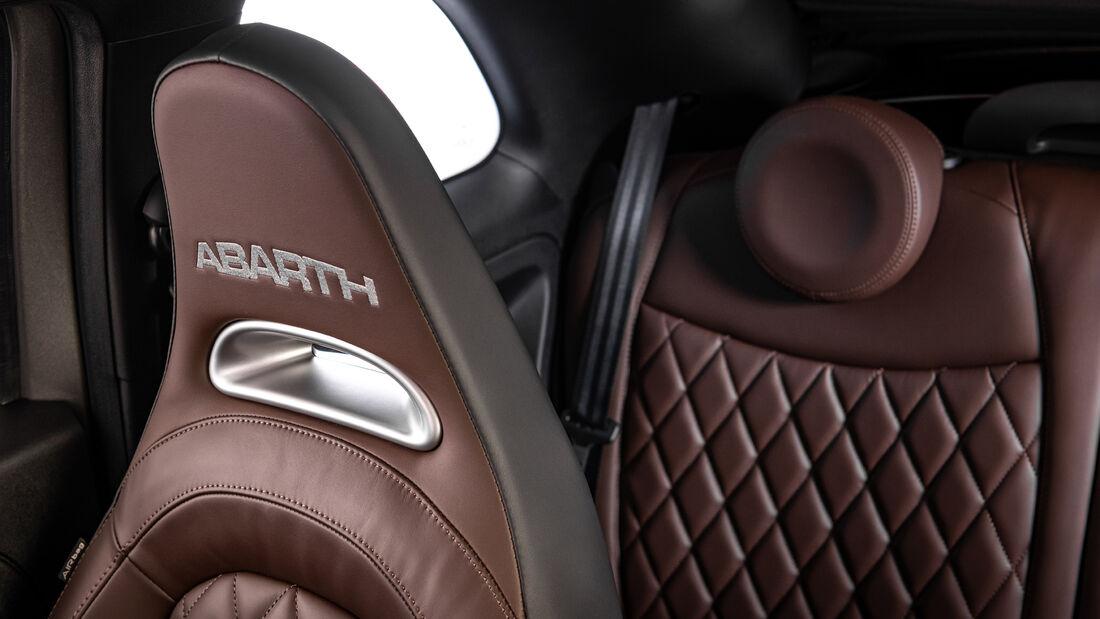 01/2021 Abarth 595 2021 Range