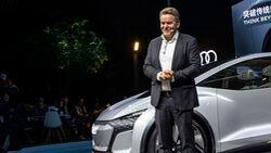 01/2021, Andreas Mindt Bentley Designchef