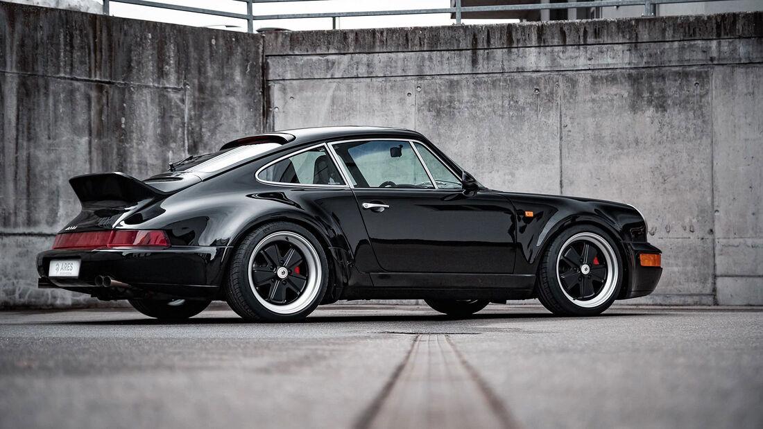01/2021, Ares Design Porsche 964 Turbo
