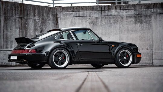 01/2021, Ares Design Porsche 964 Turbo