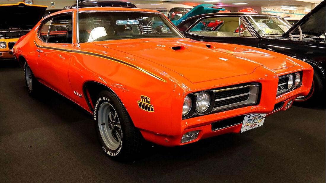 01/2021, Auktion Rick Treworgy's Muscle Car City