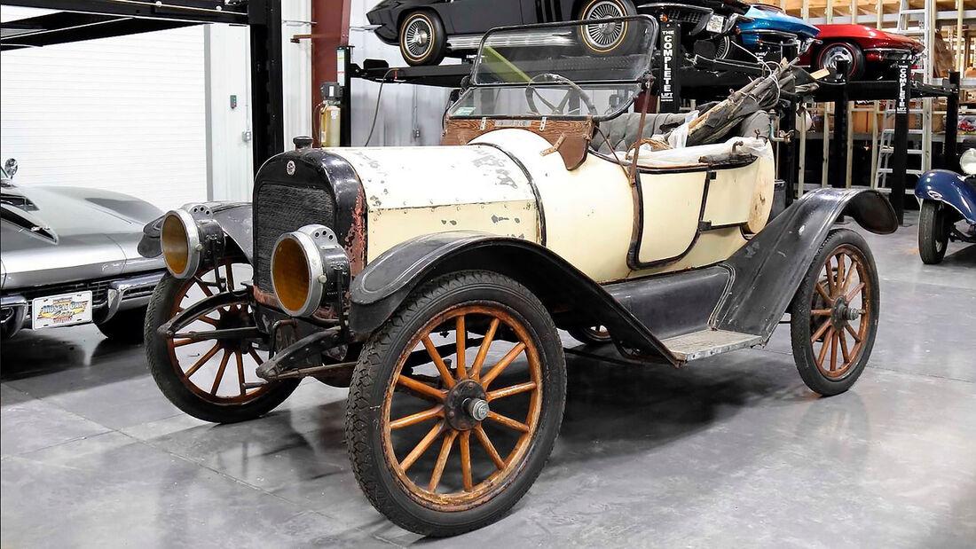 01/2021, Auktion Rick Treworgys Muscle Car City